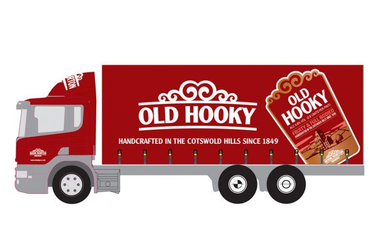 Old-Hooky-Truck